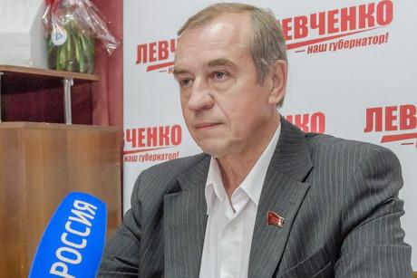 Сергей Левченко. Фото предоставлено пресс-службой КПРФ
