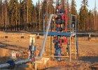 Оборудование на месторождении. Фото предоставлены ОАО «Газпром»