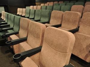 Зрительный зал «Дома кино». Фото предоставлено Иркутским областным кинофондом