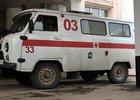 Машина скорой помощи. Фото ИА «Иркутск онлайн»