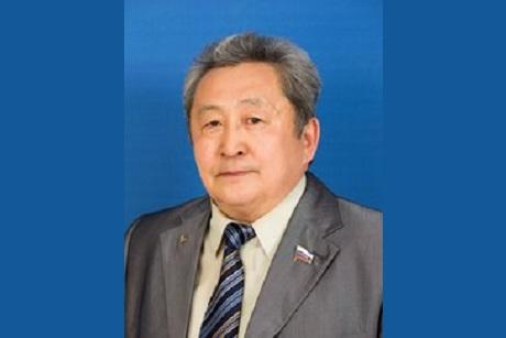 Арнольд Тулохонов. Фото с сайта Совета Федерации РФ