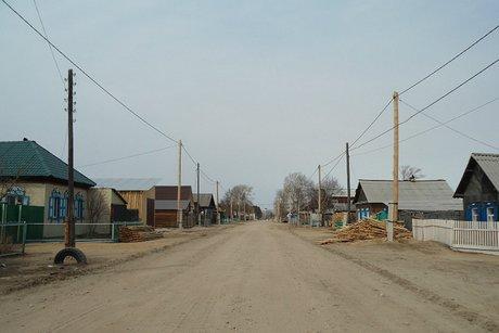 В поселке Усть-Баргузин. Фото из сообщества в «Одноклассниках»