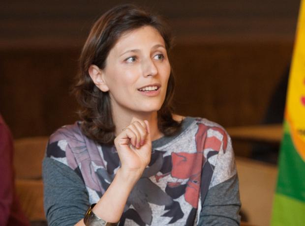 Наталья Меркулова. Автор фото — Дмитрий Шубин