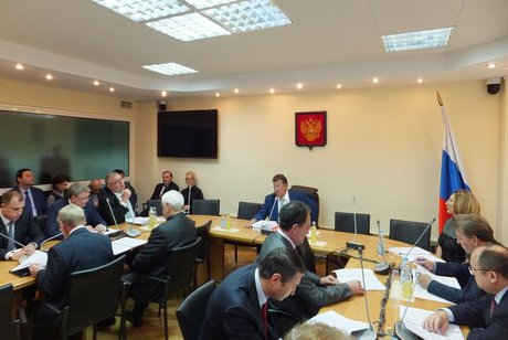 На заседании. Фото www.mvslipenchuk.ru