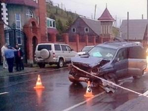 На месте происшествия. Фото ГУ МВД России по Иркутской области