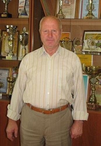 Александр Менг. Фото с сайта администрации Иркутского района