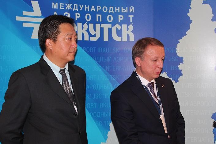 На мероприятии. Фото ИА «Иркутск онлайн»