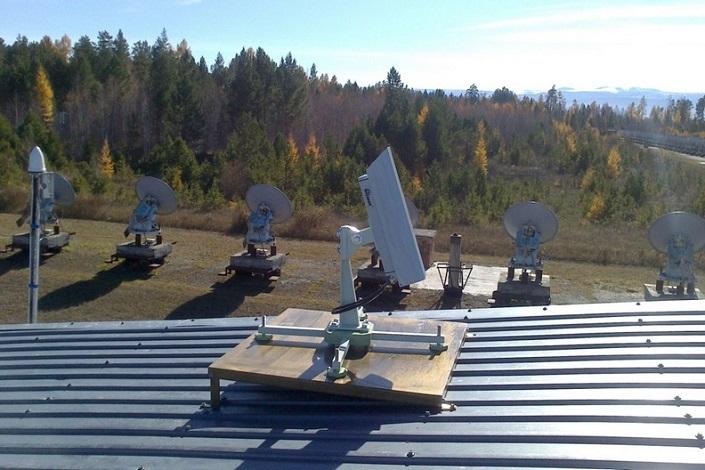 Оборудование. Фото с сайта ИГУ