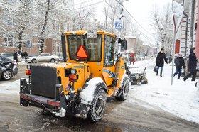 Снегоуборочная техника. Автор фото — Илья Татарников