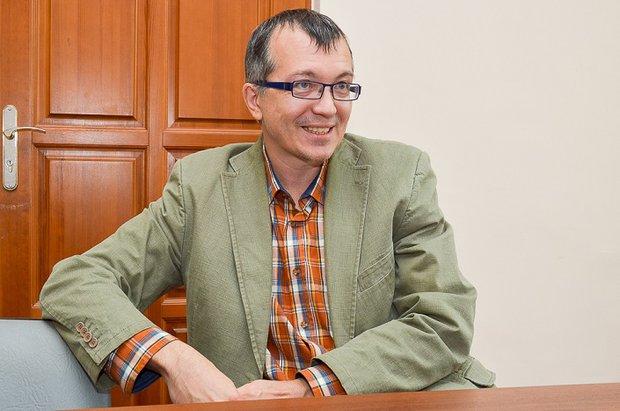 Алексей Петров. Фото Ильи Татарникова