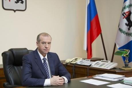 Сергей Левченко. Фото пресс-службы правительства