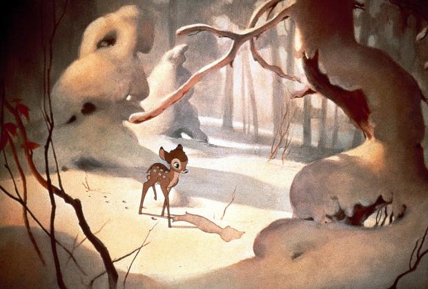 Кадр из мультфильма «Бэмби». Фото с сайта kinopoisk.ru