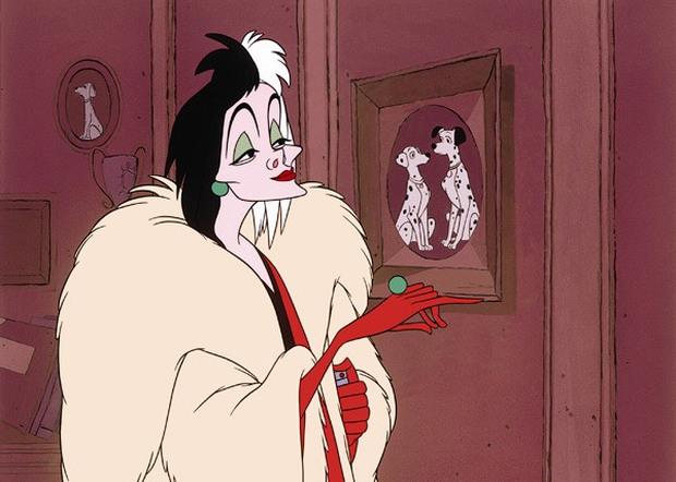 Кадр из мультфильма «101 далматинец». Фото с сайта kinopoisk.ru