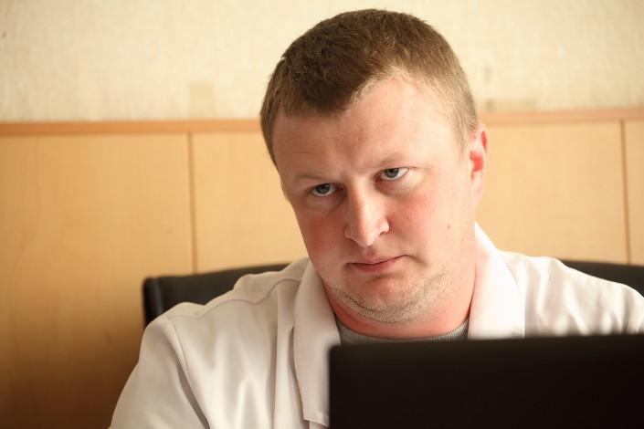 Евгений Ванин. Автор фото — Геннадий Тарасков