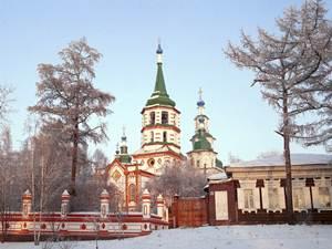 Картинки иркутск фото зимой