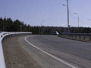Автомобильная дорога. Фото с сайта www.trassa38.ru