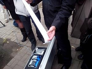 Работа с резистографом. Фото IRK.ru