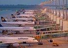 Аэропорт Мюнхена. Фото с сайта www.airliners.de