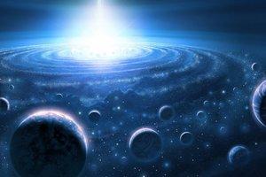 Вода — космическая история