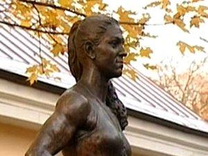 Скульптура. Фото «Вести-Иркутск»