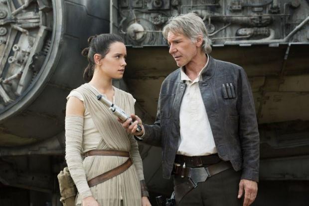 Кадр из фильма «Звездные войны: Пробуждение силы». Фото с сайта www.kinopoisk.ru