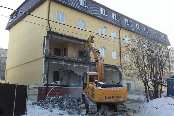 Картинки по запросу в иркутске снесли пятиэтажный жилой дом