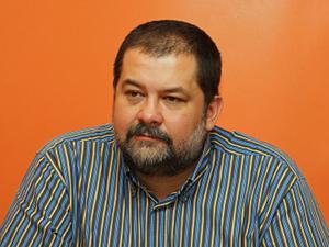 Сергей Лукьяненко. Автор фото A.Savin