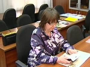 В библиотеке. Фото «Вести-Иркутск»
