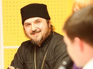 Протоиерей Вячеслав Пушкарев. Фото с сайта КП-Иркутск Михаила Зыкова