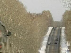 Байкальский тракт. Фото из архива «Вести-Иркутск»