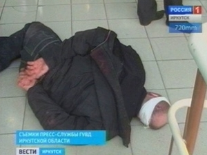 Преступник. Фото пресс-службы ГУВД Иркутской области, с сайта Вести-Иркутск