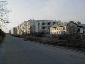 Академгородок. Фото с сайта www. photo.elk.ru