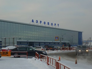 Иркутский аэропорт. Фото IRK.ru