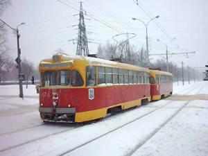 Рижский трамвай. Фото с сайта www.forums.drom.ru