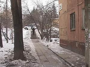 Академгородок. Фото АС Байкал ТВ