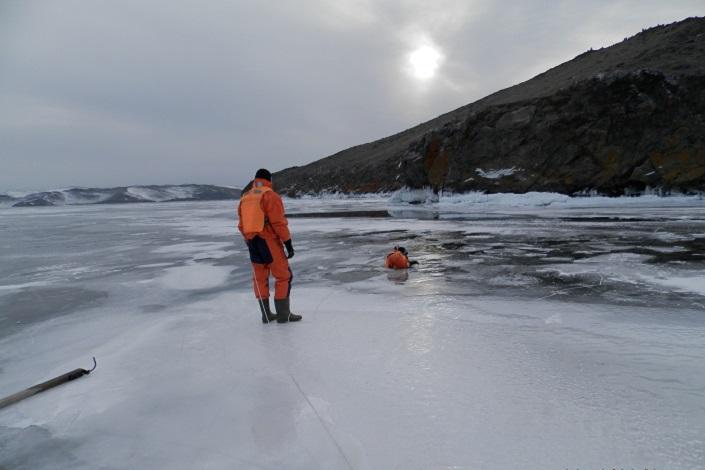 Поисково-спасательные работы. Фото с сайта БПСО