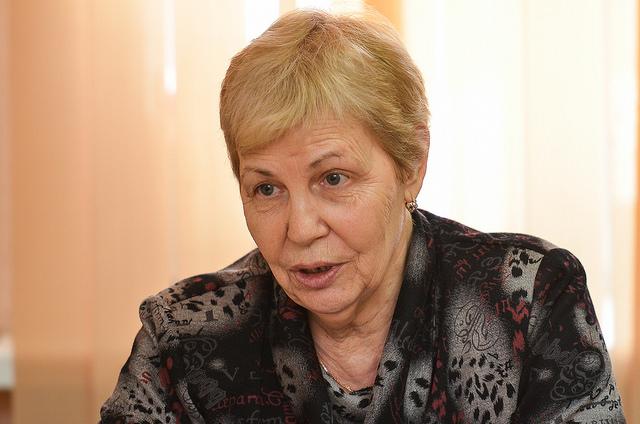 Мария Бохолдина