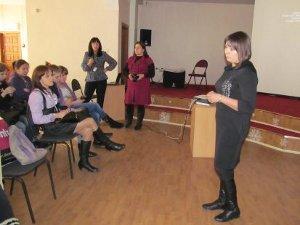 На мероприятии. Фото пресс-службы администрации Иркутска
