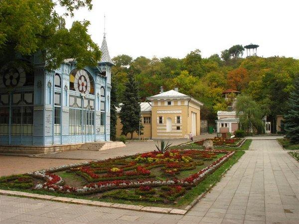 Пятигорск. Фото с сайта www.kurortline.ru