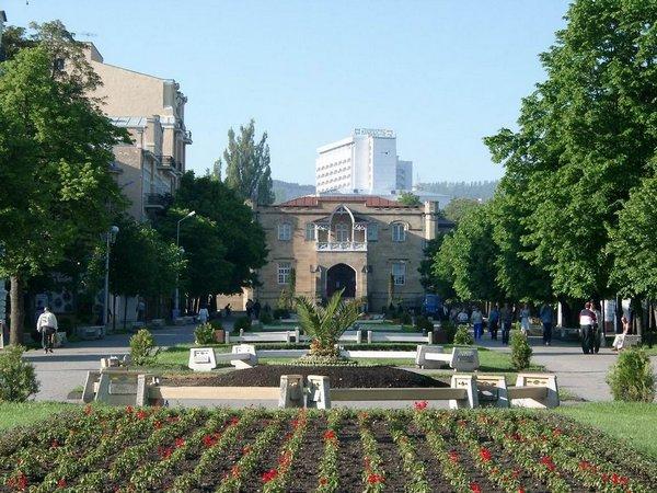 Кисловодск. Фото с сайта www.forum.maminsite.ru