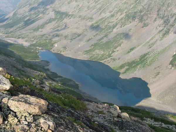 Озеро Гитара. Фото с сайта www.nature.baikal.ru. Автор — Владимир