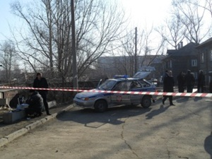 На месте происшествия. Фото Вести-Иркутск