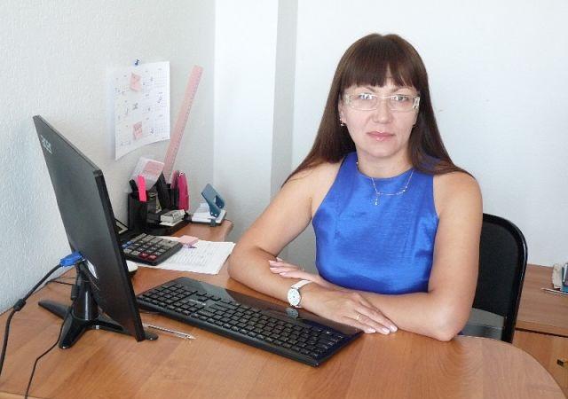 Светлана Баженова. Фото предоставлено редакцией газеты «Компас»