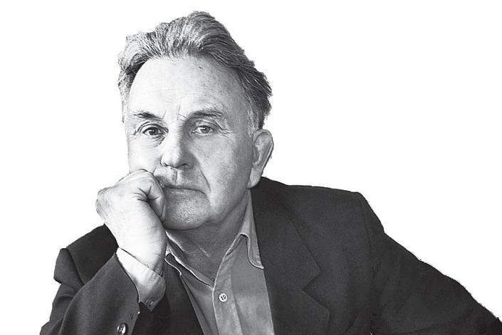 Александр Ходзинский. Фото предоставлено редакцией газеты «Компас»