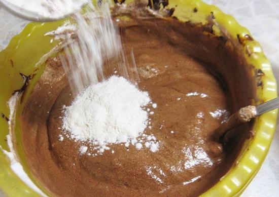Бисквитное шоколадное тесто рецепт