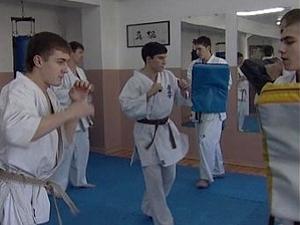 На тренировке. Фото «АС Байкал ТВ»