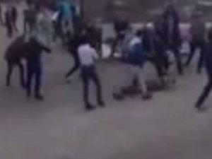 Драка. Скриншот с видео