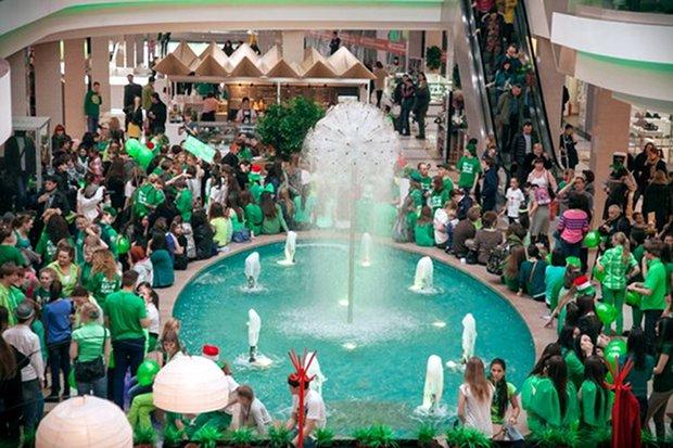 Флешмоб. Фото с сайта vk.com