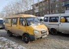 Маршрутные такси в Иркутске. Автор фото — Илья Татарников