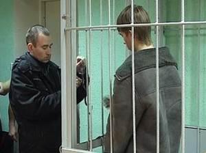 Один из задержанных. Фото из архива АС Байкал ТВ